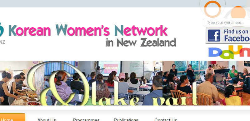 Korean Womens Network New Zealand