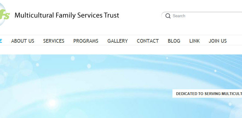 Multicultural Family Services Trust